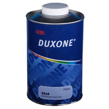Duxone HS Acyrlic Clear Coat DX 48